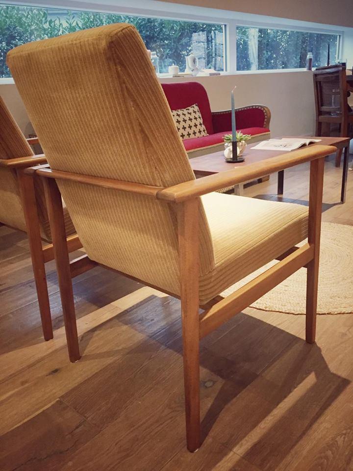 paire de chaises fauteuils nordiques j 39 aime pas les dimanches. Black Bedroom Furniture Sets. Home Design Ideas